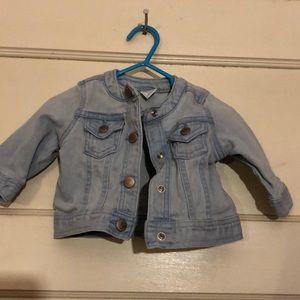 Old navy Light denim jean jacket